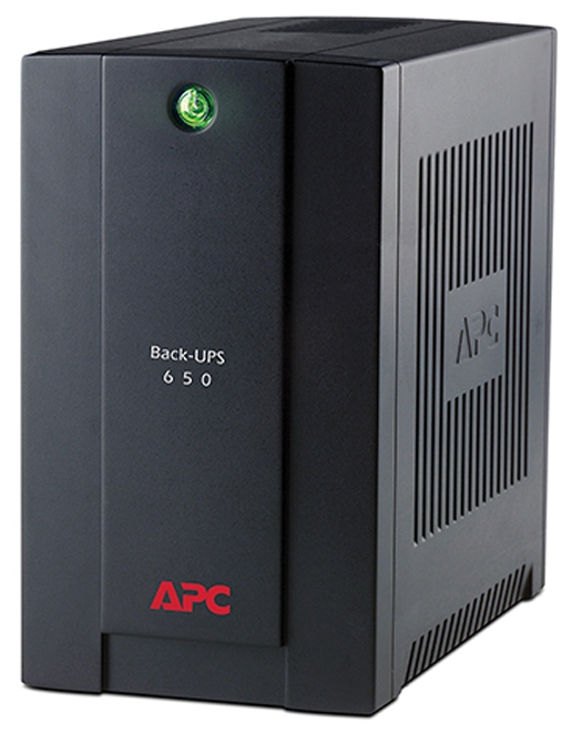 ИБП APC by Schneider Electric BC650-RS