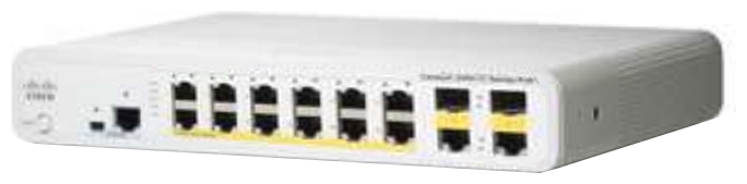 Cisco WS-C2960C-12PC-L