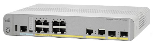 Cisco WS-C3560CX-8PT-S